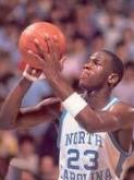 michael jordan north carolina