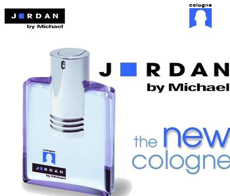 michael jordan cologne